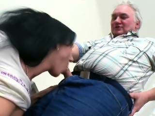 Shlong riding in different positions with marvelous sweetie