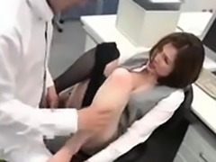 Pretty Sexy Japanese Milf Sexy Hairy Cunt Fucked