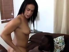 Interracial hardcore sex with aubrey lee and black cock
