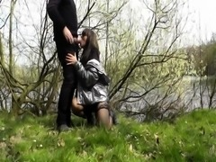 Mature MILF Slave Public Disgrace Young and Old Maledom