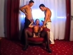 Double penetration double anal Nr 2