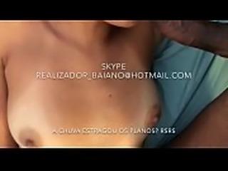 Realizador Baiano numa foda deliciosa com novinha safada em salvador Bahia  !! Chuva tentou atrapalhar