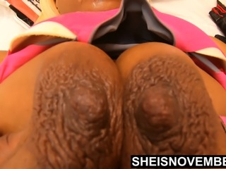 Big Nipples Areolas Large Boobs Breasts Black Titties Tits