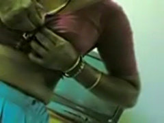 Desi lanja saree blouse and sucking free