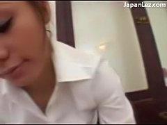 Nice Asian Lesbian Sex Scene
