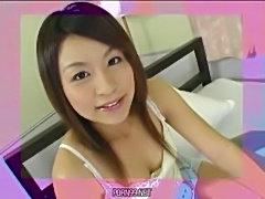 Hot Asian Schoolgirls and Cheerleaders