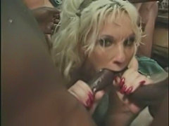 Allysin embers getting some black cocks to handle  free