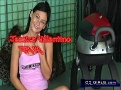 Monkey rocker sex machine ride from cute amateur free