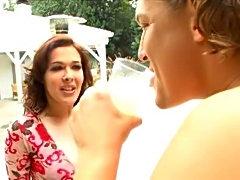 Mae Victoria - Cheating Housewives 5 - Scene 3