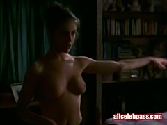 Topless Celebrity Actress