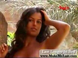 Sara tommasi super model naked  free