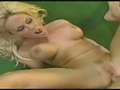 Blonde milf fucked in her lovely ass  free