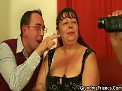 Fat mature loves cock free