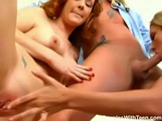 Married Couple Bang Teen free