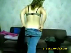 Arab girl from Syria gives BJ-ASW017