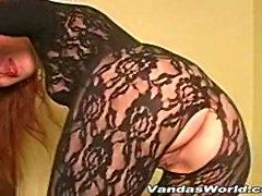 Vanda - Anal Insertions