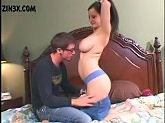 Nina hartley's big tits milf  free