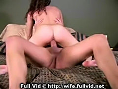 Housewife riding cock  free