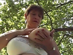 french mature huge tits