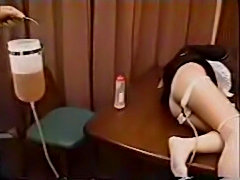 Japanese Punishment Enema free