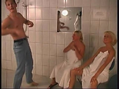 Fucked in Sauna