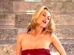 Anita strips and masturbates in 3 scenes