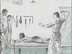 Extreme Bondage Fetish Classic Art free