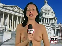 Naked news victoria sinclair no bra 1  free