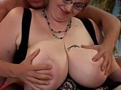 Im Tal der fetten Euter ''fat mature ,anal''