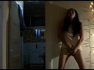 Lilie masturbating  free
