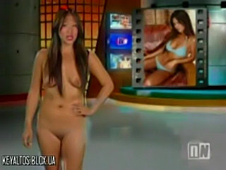 Naked News - Shannon free