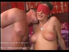 Venus gets blindfolded and fucked hard  free