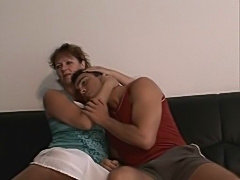 German mother with son - xHamster.com