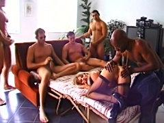 Meridian in orgy  free