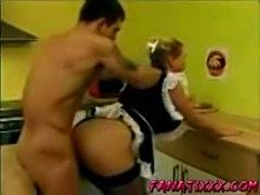Busty Maid
