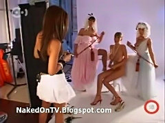 Aktmodell episode 6 - naked hungarian girls photoshoot  free