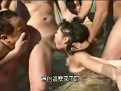 Daughter rape in front of her father Part 3