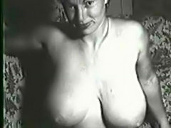 Virginia Bell. Classic Retro big tits that will make you swe free