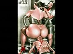 Huge Breast Big Ass Femdom BDSM free
