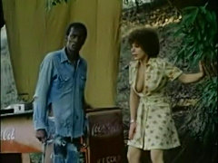 Valerie Driskell - Foxy Lady -70s Vintage Interracial