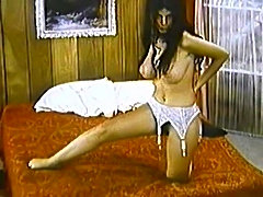Vintage classic striptease and glamour film  free
