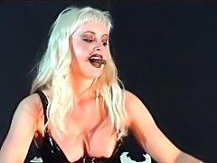 Smoking Fetish - Mistress Silvia Cigar Femdom