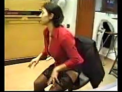 horny office lady seduces co worker