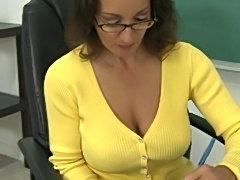 Practical Applications (Naughty America » My First Sex Teacher)