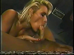 Debi diamond with rocco in bar  free