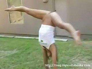 Hot Amateur Blonde Teen Playing Around free