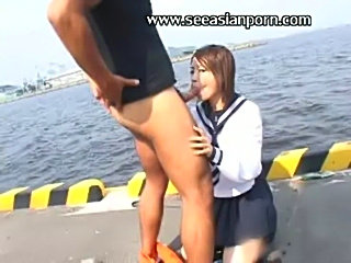 Asian onlybest schoolgirl outdoor fucking sex  free