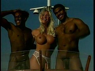 Helen Duval Interracial Boat Sex free