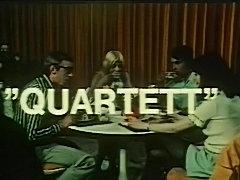 vintage 70s german - Quartett - cc79