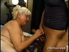 Mature MILF Granny enjoy hardcore sex